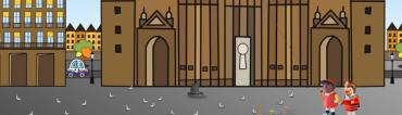 Serie de dibujos animados de los Zagazudos: Un día de Cierzo.